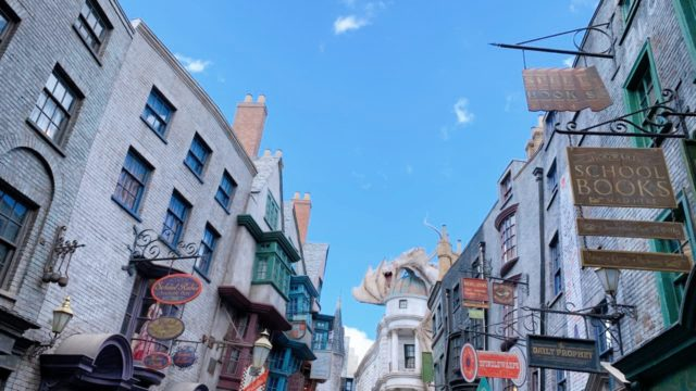 universal studio Florida Harry potter